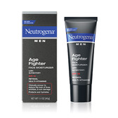 Men Age Fighter Face Moisturizer with Sunscreen SPF 15 1.4 oz (40 g), Neutrogena