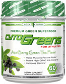CytoGreens High-ORAC Premium Green Superfood Acai Green Tea 18.9 oz, NovaForme