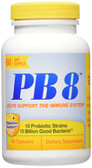 PB 8 Immune Support 60 Capsules, Nutrition Now