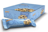 One Chocolate Chip Cookie Dough Flavor 12 Bars 2.12 oz (60 g) Each, Oh Yeah!