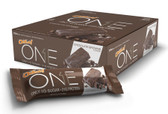 One Chocolate Brownie Flavor 12 Bars 2.12 oz (60 g) Each, Oh Yeah!
