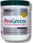 ProGreens Advanced Probiotics Mix 265 gm, Nutricology