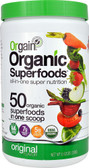 Organic Superfoods All-In-One Super Nutrition Original Flavor 0.62 lbs, Orgain