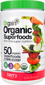 Organic Superfoods All-In-One Super Nutrition Berry Flavor 0.62 lbs, Orgain