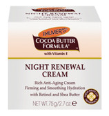 Cocoa Butter Formula Moisture Rich Night Cream 2.7 oz (75 g), Palmer's