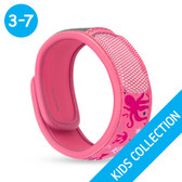 Mosquito Repellent Band + 2 Pellets Kids Sea World 3 Piece Set, Para'kito