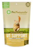 UT Support w/ Cranberry D-Mannose For Cats 60 Chews, Pet Naturals of Vermont