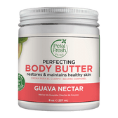 Body Butter Perfecting Guava Nectar 8 oz (237 ml), Petal Fresh