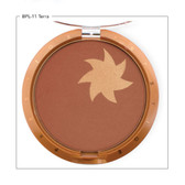Sunflower Illuminating Bronzing Powder Terra 20 g (.70 oz), Prestige Cosmetics