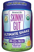 Skinny Gut Ultimate Shake Natural Vanilla Flavor 13.4 oz (380 g), Renew Life