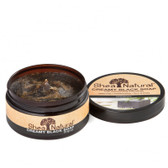 100% African Black Soap w/ Moisturizing Shea Butter Original 8 oz, Shea Natural