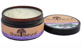 100% Whipped Shea Butter Lavender Rosemary 6.3 oz (178 g), Shea Natural