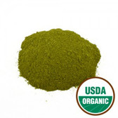 Organic Wheat Grass Powder Domestic 1 lb (453.6 g), Starwest Botanicals