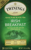 Classics Irish Breakfast Tea 20 Tea Bags 1.41 oz Twinings