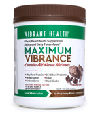 Maximum Vibrance Version 2.0 Chocolate Chunk 25.56 oz (724.5 g), Vibrant Health