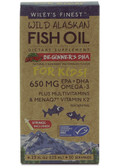 Wild Alaskan Fish Oil Kids Beginner's DHA 650 mg 4.23 oz, Wiley's Finest