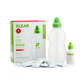 Sinus Care Rinse with Xylitol 3 Piece Set, Xlear