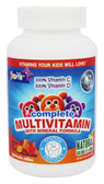 Multi Vitamin Complete + Mineral Delicious Fruits 120 Jelly Bears, Yum-V's