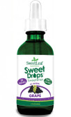 Stevia Clear Grape 2 oz Sweetleaf Stevia