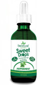 Stevia Clear Peppermint 2 oz Sweetleaf Stevia