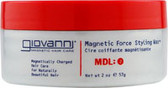Magnetic Force Styling Wax 2 oz, Giovanni Cosmetics