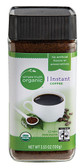 Organic Instant Coffee 3.53 oz, Simple Truth