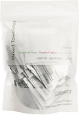 Mixed Organic Mini Towelettes 20 wipes, Giovanni Cosmetics