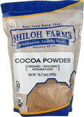 Organic Cocoa Powder 16 oz, Shiloh Farms