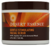 Gentle Stimulating Facial Scrub 4 oz, Desert Essence