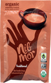 Organic Drinking Chocolate Traditional 1.05 oz, NibMor