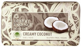Creamy Coconut Bar Soap 5 oz Desert Essence