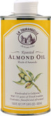 Almond Oil Roasted 16.9 oz, La Tourangelle