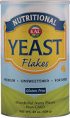 Nutritional Yeast Flakes 22 oz, KAL
