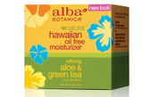 Alba Botanica Hawaiian Aloe & Green Tea Oil-Free Moisturizer 3 oz
