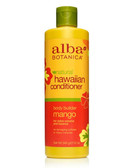Alba Botanica Hawaiian Hair Conditioner Mango Moisturizing 12 oz