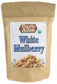 White Mulberry 8 oz, Foods Alive