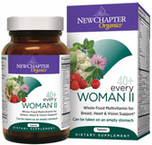 New Chapter Every Woman II 40+ Multivitamin 96 Tabs