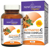 C Food Complex 60 Tabs New Chapter Organic Vitamins