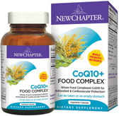 CoQ10+ Food Complex 60 vCaps New Chapter