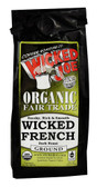 Organic Fair Trade Ground Coffee Wicked French 12 oz, Wicked Joe