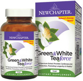 Green & White Tea 60 vCaps,  New Chapter