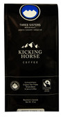 Three Sisters Medium Roast 10 oz, Kicking Horse Coffee