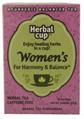 Women's Herbal Tea 16 Tea Bags, Herbal Cup