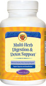 Multi Herb Digest & Detox 275 Tabs, Nature's Secret