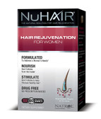Nu Hair for Women 60 Tabs, Natrol, Hair Loss