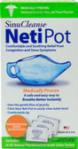 Neti Pot All Natural Nasal Wash System 1 Kit, SinuCleanse
