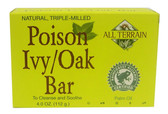 Poison Ivy Oak Bar Soap 4 oz, All Terrain