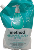 Gel Hand Wash Refill Waterfall 34 oz, Method