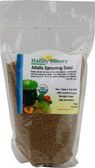 Organic Alfalfa Sprouting Seeds 16 oz, Handy Pantry