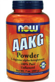 Now Foods AAKG Pure Powder 7 oz, Metabolism